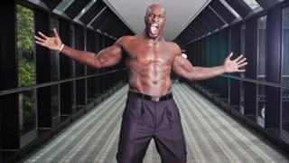 WWE タイタス・オニール マーベル