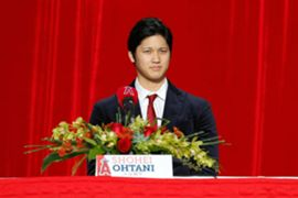 Shohei Ohtani 20180108