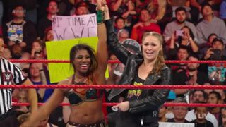 WWE, ロウ, #1333, ロウ女子王座戦