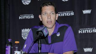 Luke Walton Sacramento Kings