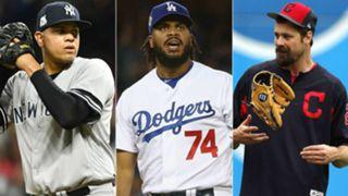 Ranking the five best bullpens in baseball