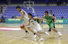 FIBA Japan Togashi