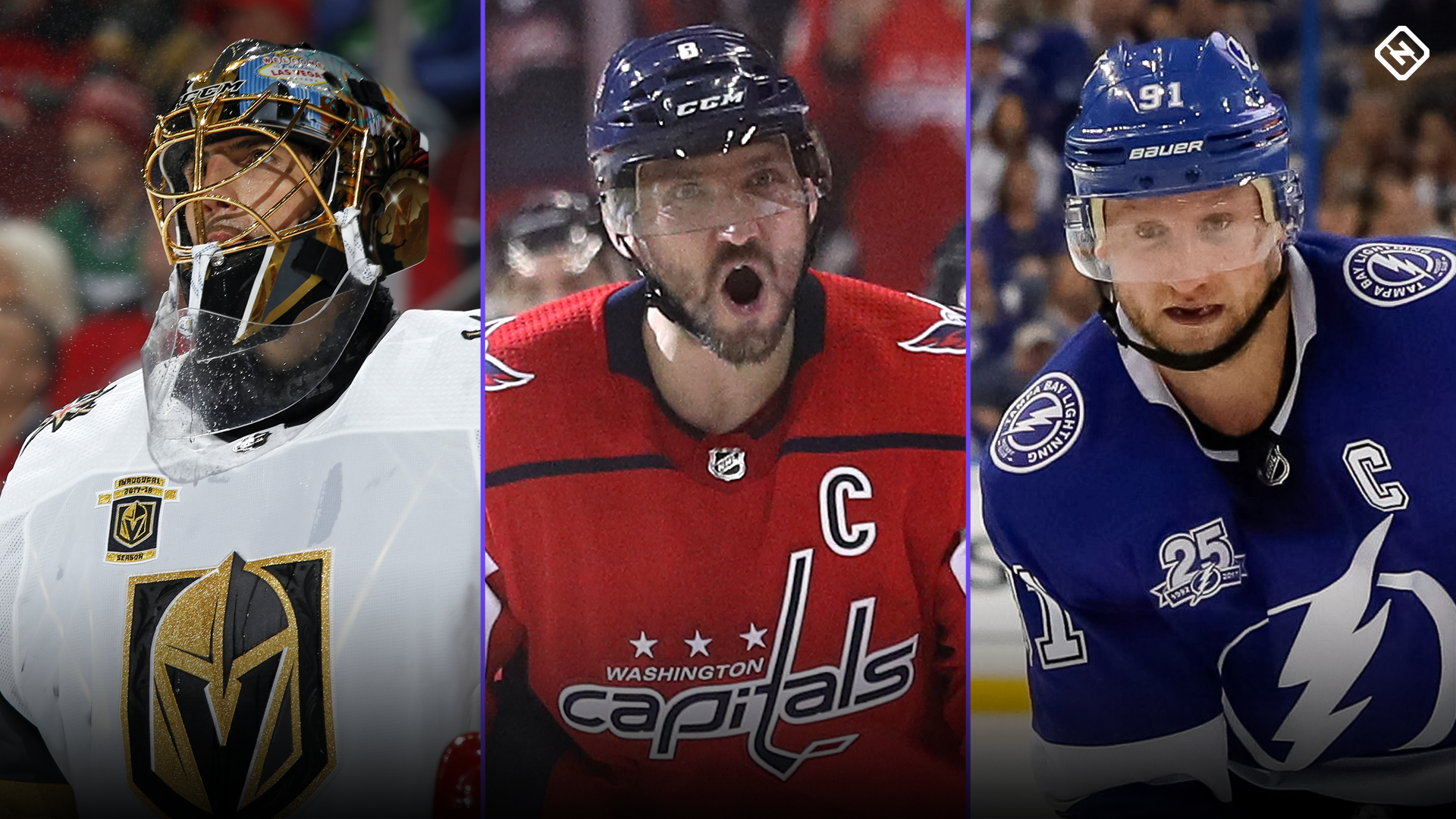 NHL playoffs 2018: Stanley Cup Final TV schedule, game times