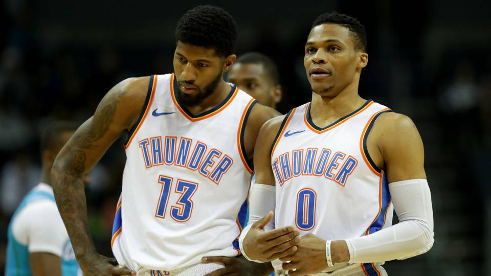 NBA free agency rumors: Don't rule out Paul George returning to Thunder