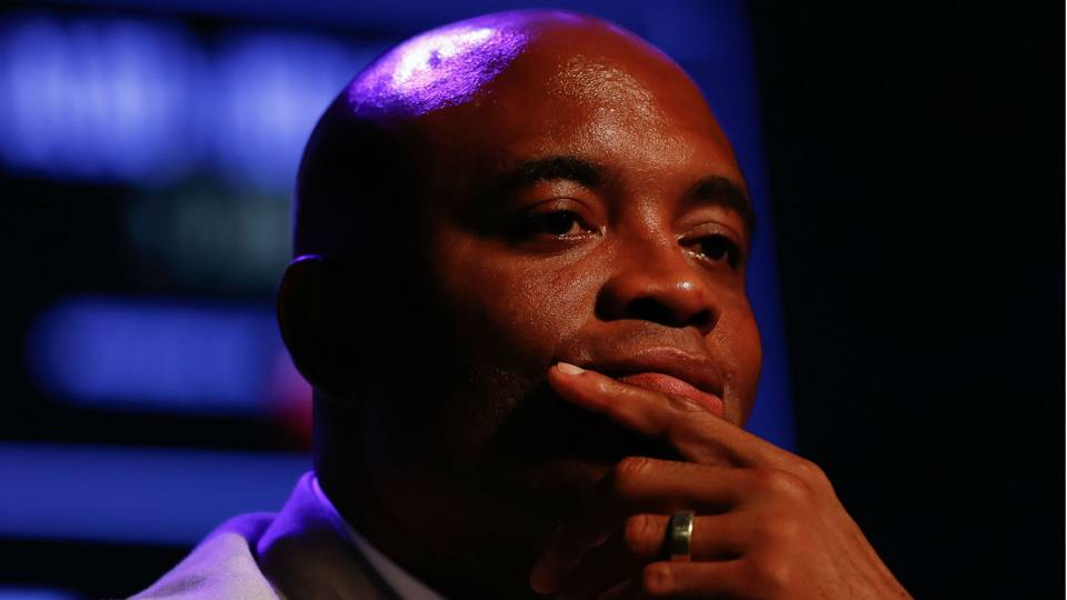 Anderson Silva 'absolutely' interested in Georges St-Pierre showdown
