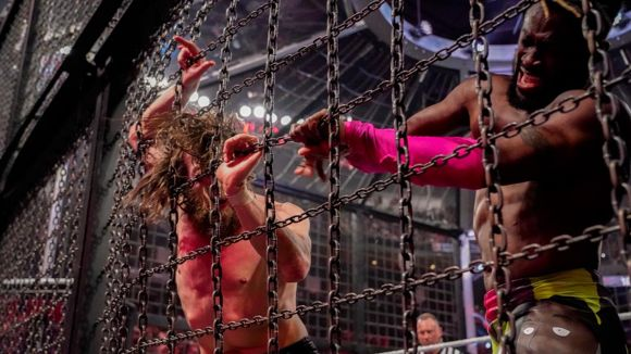 WWE, PPV, エリミネーション・チェンバー2019, 試合結果