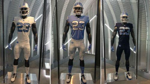 c968cbdc6ab North Carolina partners with Michael Jordan, unveils Jumpman uniforms |  Sporting News