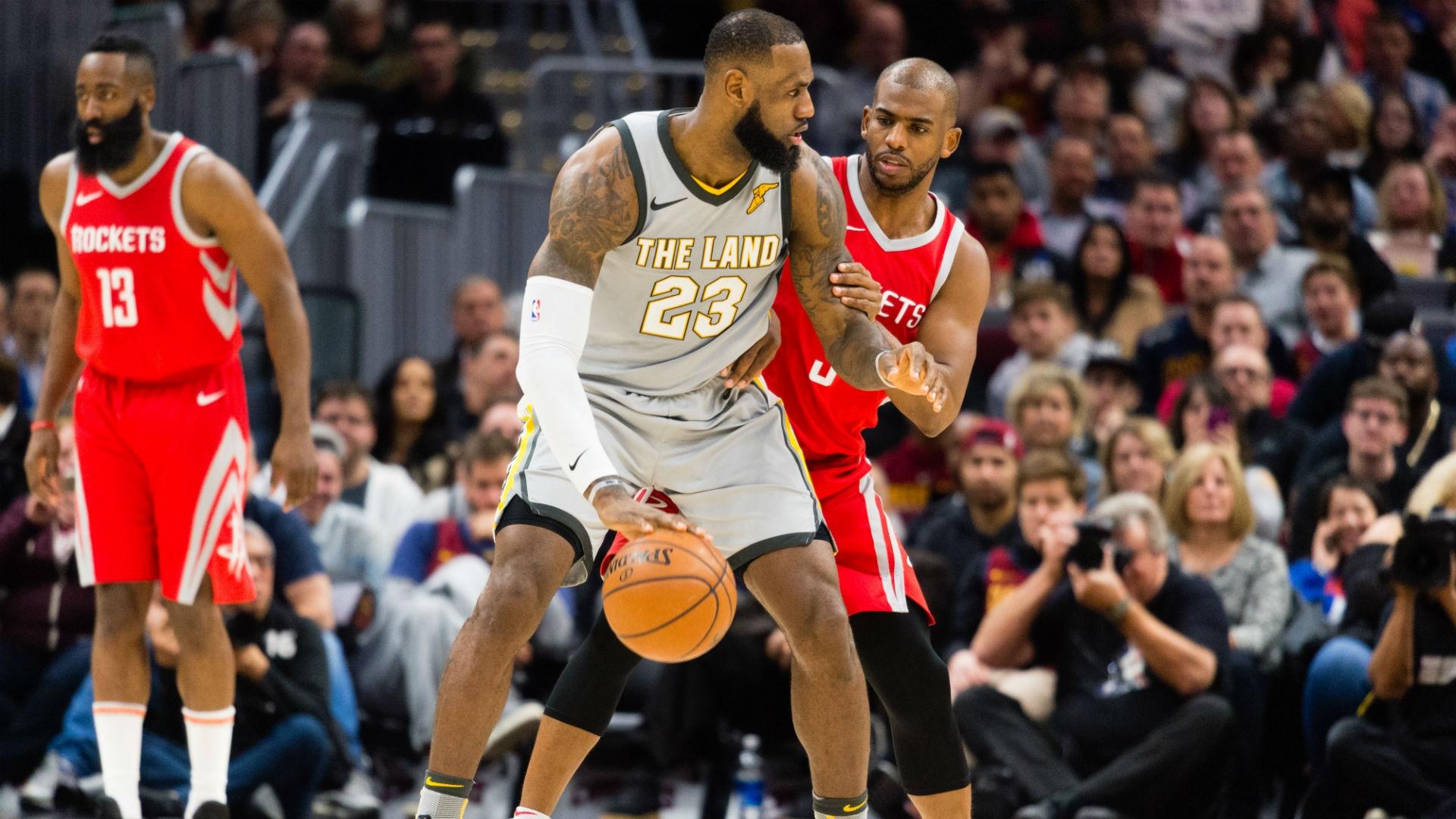 beea5aaeacf Rockets offseason outlook  Will Houston go for big moves or small tweaks in  free agency