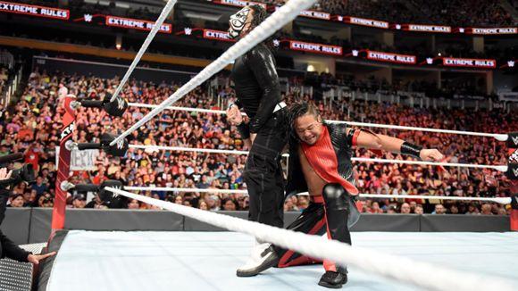WWE PPV エクストリーム・ルールズ 全試合結果
