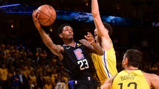 Lou Williams LA Clippers
