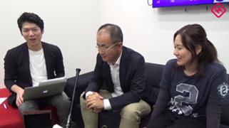 (左から)市來氏、小島氏、松山氏