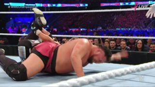 WWE スーパー・ショーダウン WWE王座