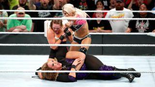 WWE マネー・イン・ザ・バンク ロウ女子王座