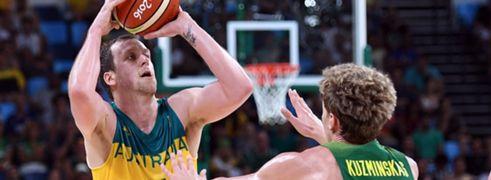 Joe Ingles Australia FIBA