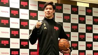 馬場雄大 アルバルク東京 Yudai Baba joins NBA Dallas Mavericks Training Camp
