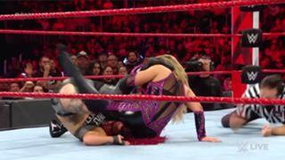 WWE, ロウ, #1330, ナタリヤ