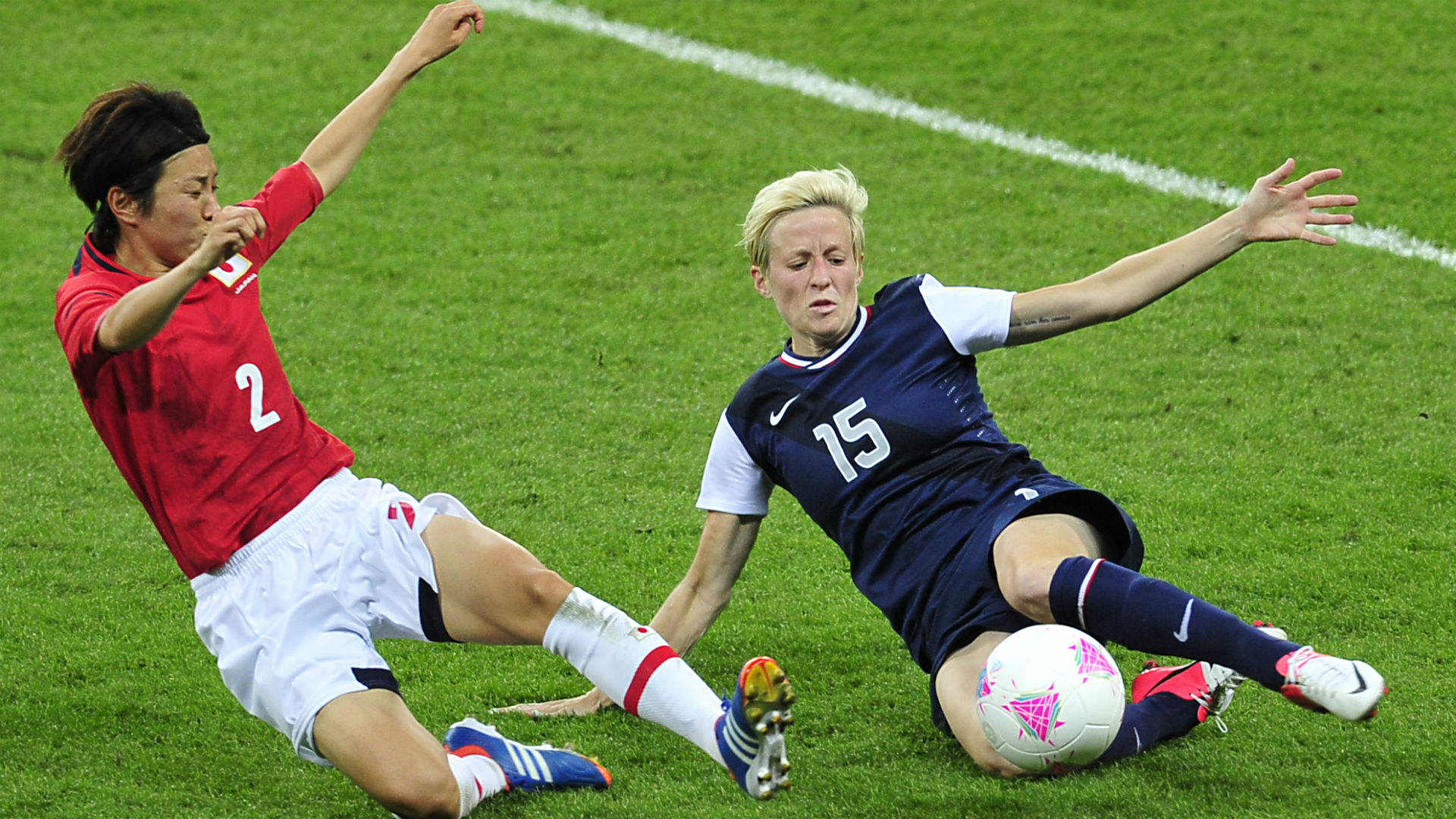 soccer japan usa