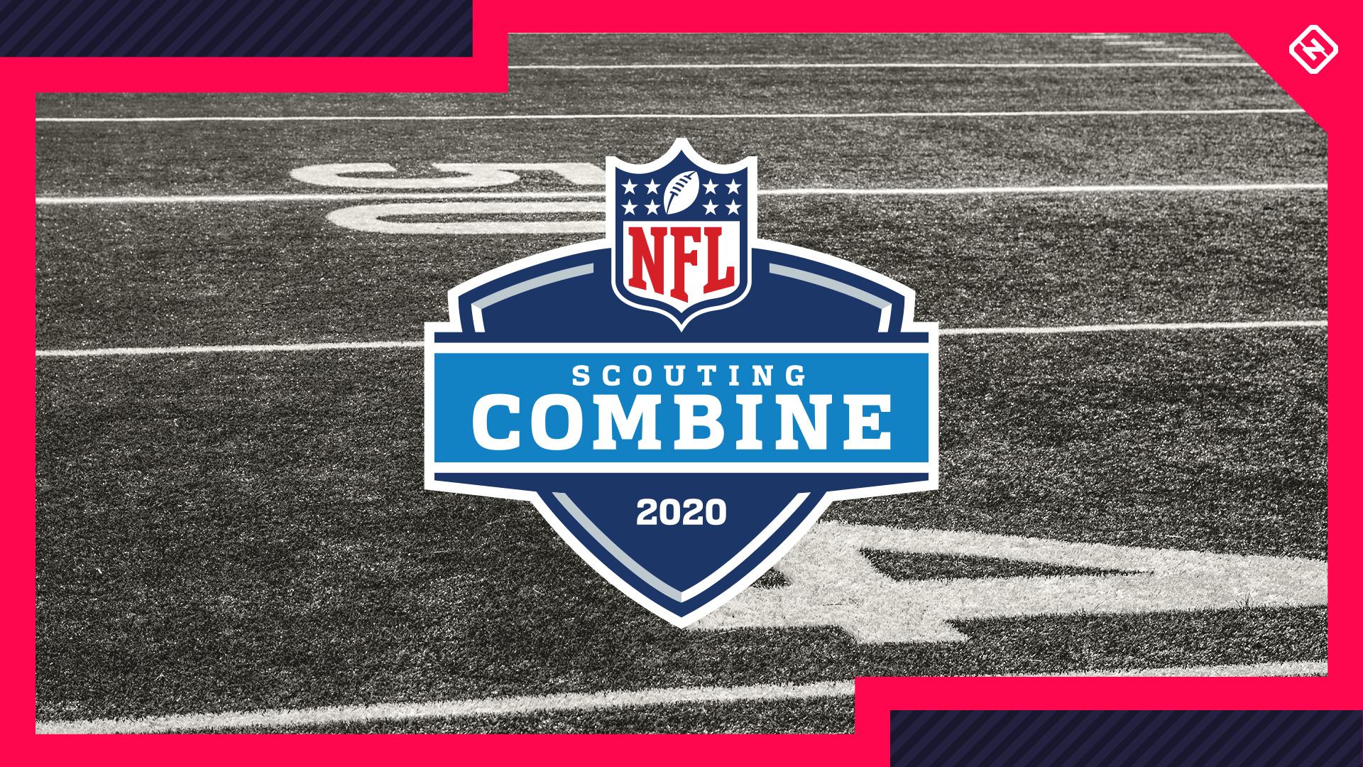 NFL Combine invita a 2020: Lista de participantes, tiempos de entrenamiento y más 2