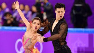 Wang Shiyue and Liu Xinyu, China