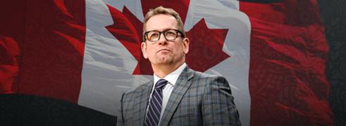 Nick Nurse Canada