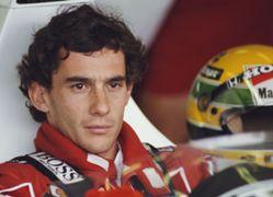F1の名選手、アイルトン・セナ