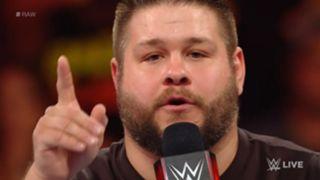 WWE ロウ #1320 ケビン・オーエンズ