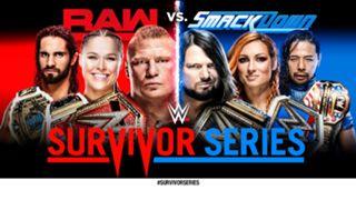 WWE, PPV, サバイバー・シリーズ, 11月19日