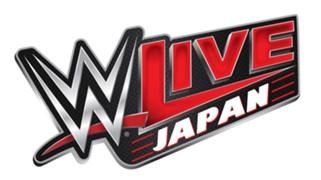WWE Live Japan Logo