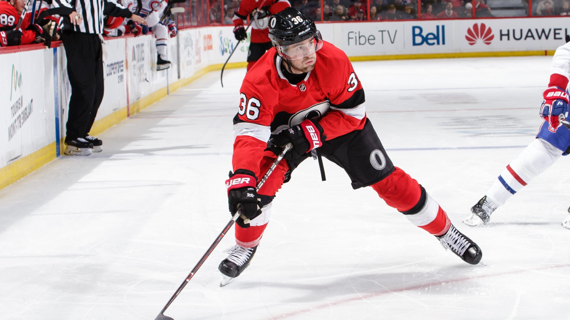 Senators sign Colin White to six-year deal
