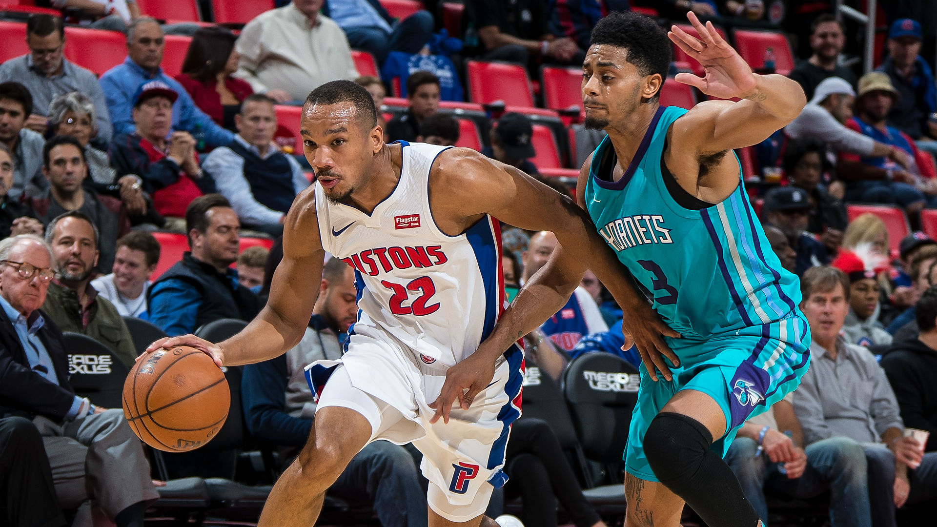 With Avery Bradley, Pistons find shooting guard they've always needed