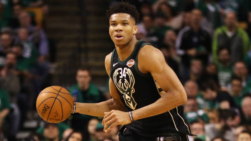Giannis Antetokounmpo says 'Hell, no' to Instagram live question about Mo Bamba being better