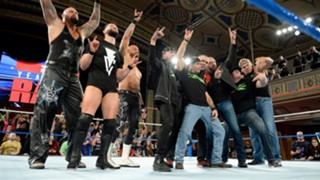 RAW #1287 DX meets Balor Club
