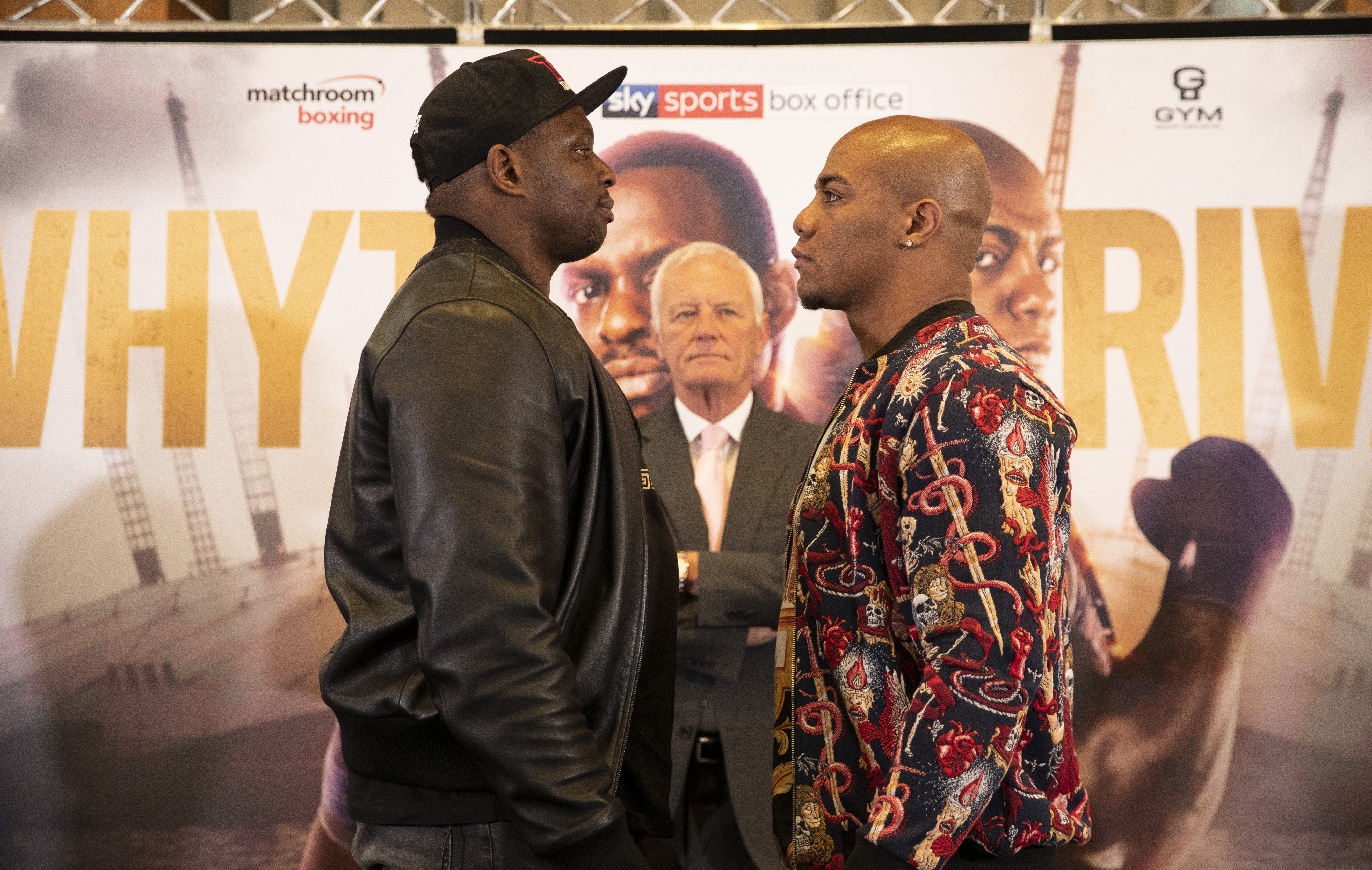 Dillian Whyte vs. Oscar Rivas: Fight date, price, how to watch, live stream full card