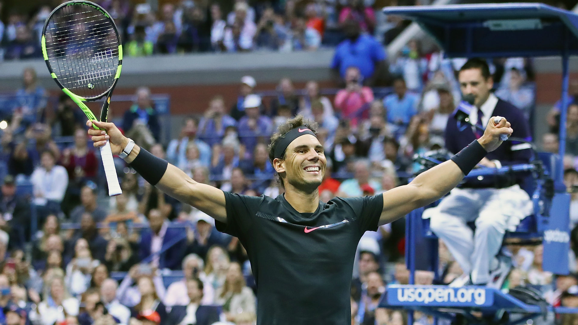 U.S. Open tennis 2017: Rafael Nadal beats Kevin Anderson in straight sets for third U.S. Open title