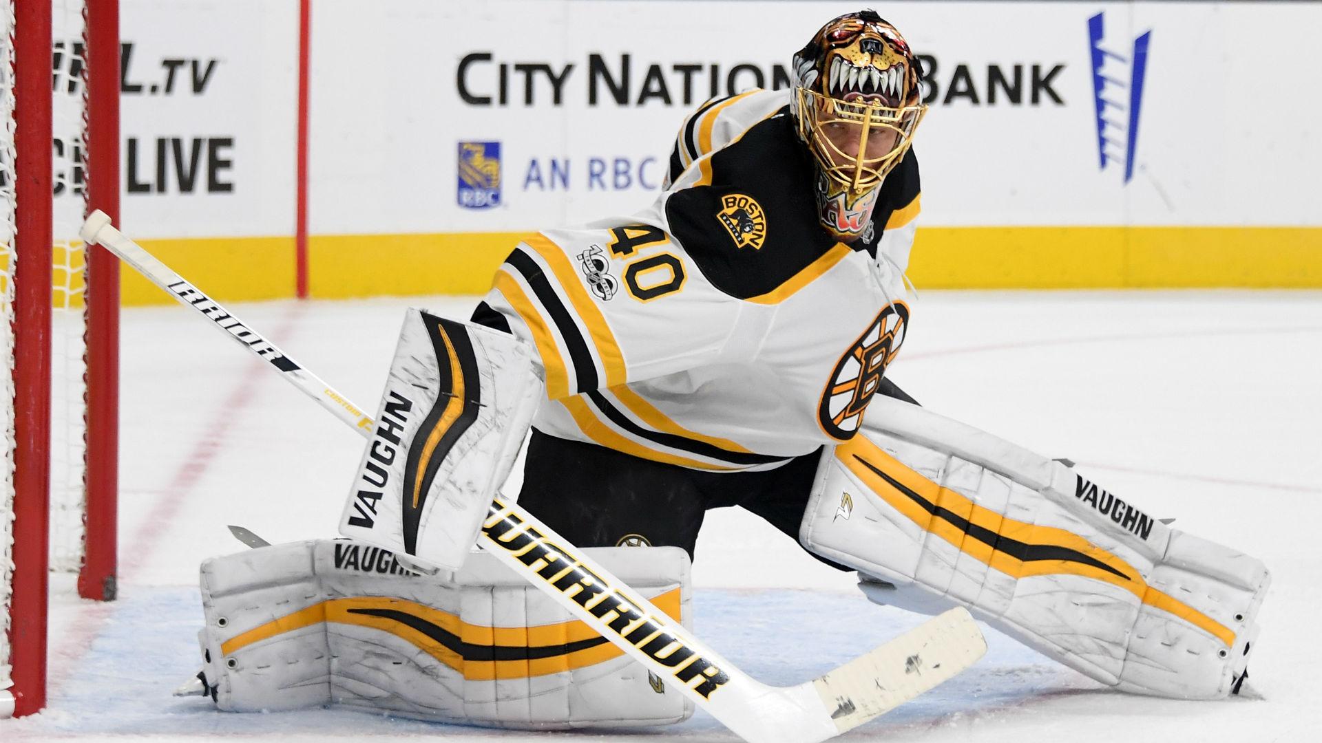 Tuukka Rask injury update: Banged-up Bruins lose starting goalie to concussion