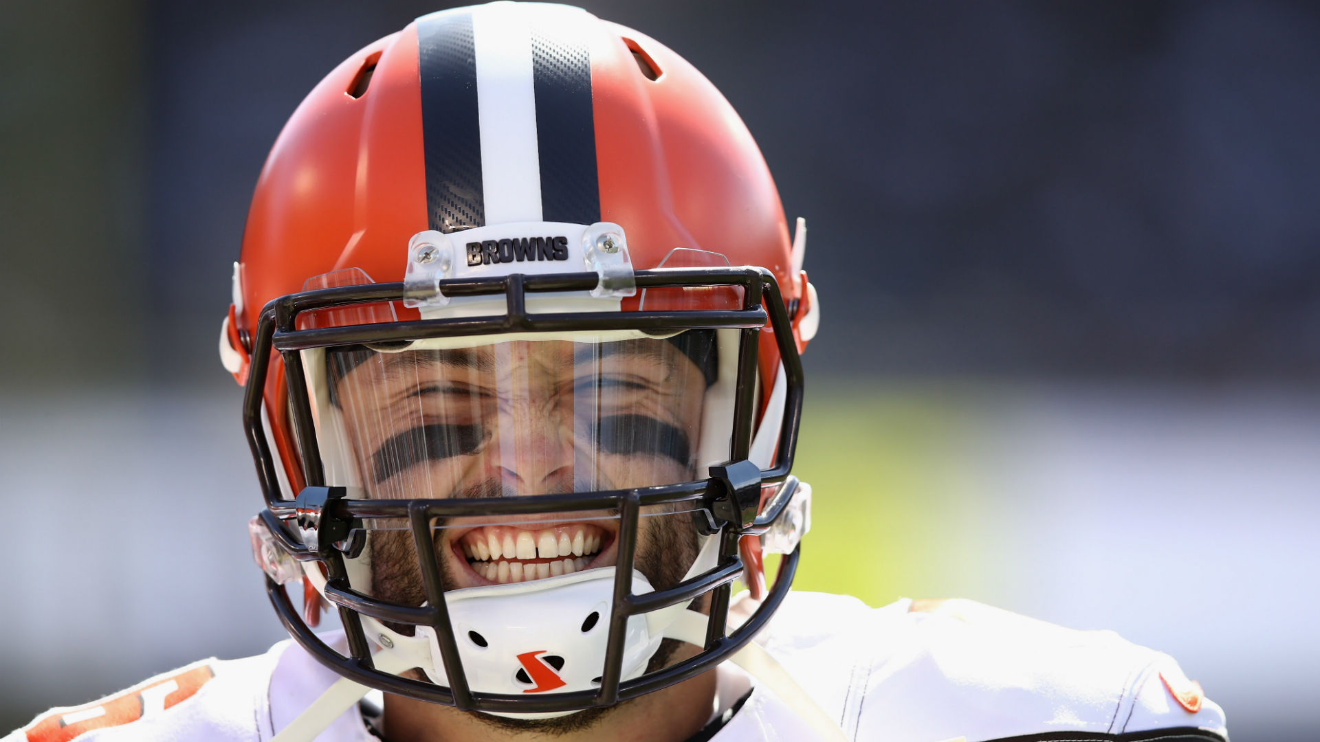 Baker Mayfield fined $10k for 'lewd gesture' at OC Freddie Kitchens