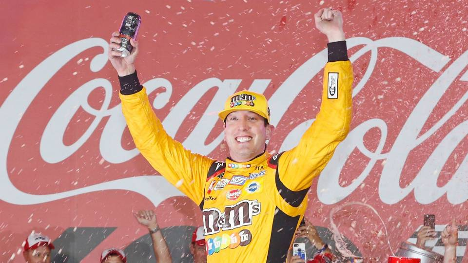 NASCAR at Charlotte: Outcomes, highlights from Kyle Busch's Coca-Cola 600 win