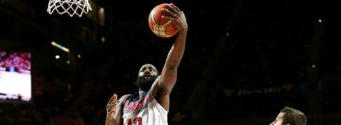 James Harden USA Basketball