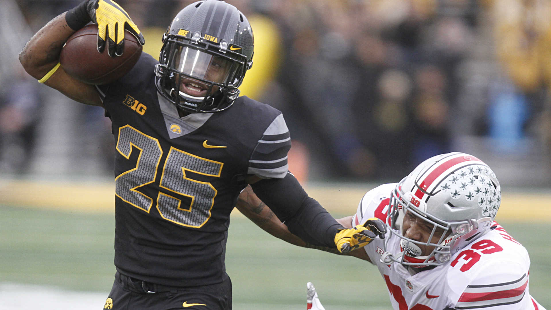 How Ohio State recovers from disaster at Iowa is worth watching in muddled Big Ten