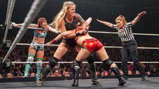 WWE, NXT, #490, カイリ・セイン, 紫雷イオ