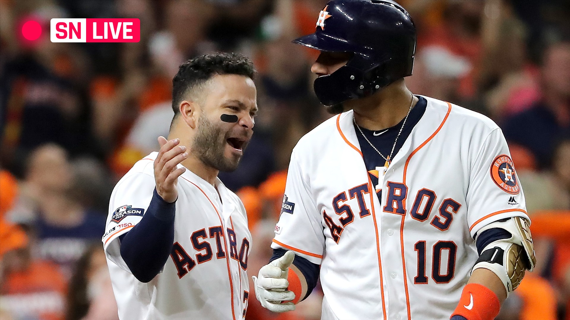Yankees vs. Astros: Live score, updates, highlights from ALCS Game 6