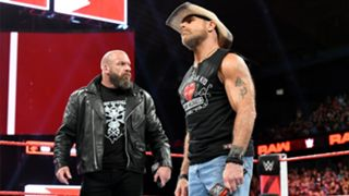 Two days after Triple H defeated The Undertaker at WWE Super Show-Down, The King of Kings and Shawn Michaels kick off Monday Night Raw.