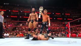 WWE ロウ #1315 セス・ロリンズ ドルフ・ジグラー