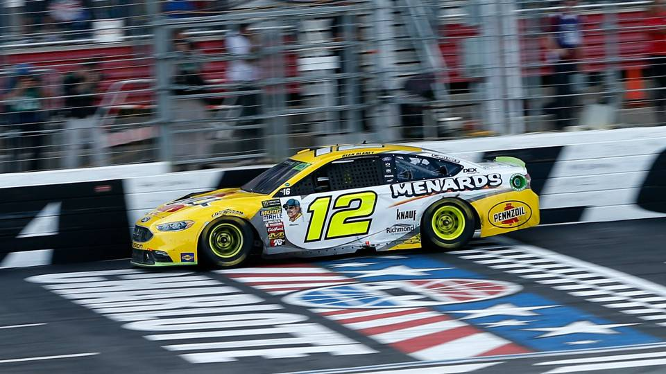 NASCAR at Charlotte ROVAL: Results, highlights from Ryan Blaney's stunning victory