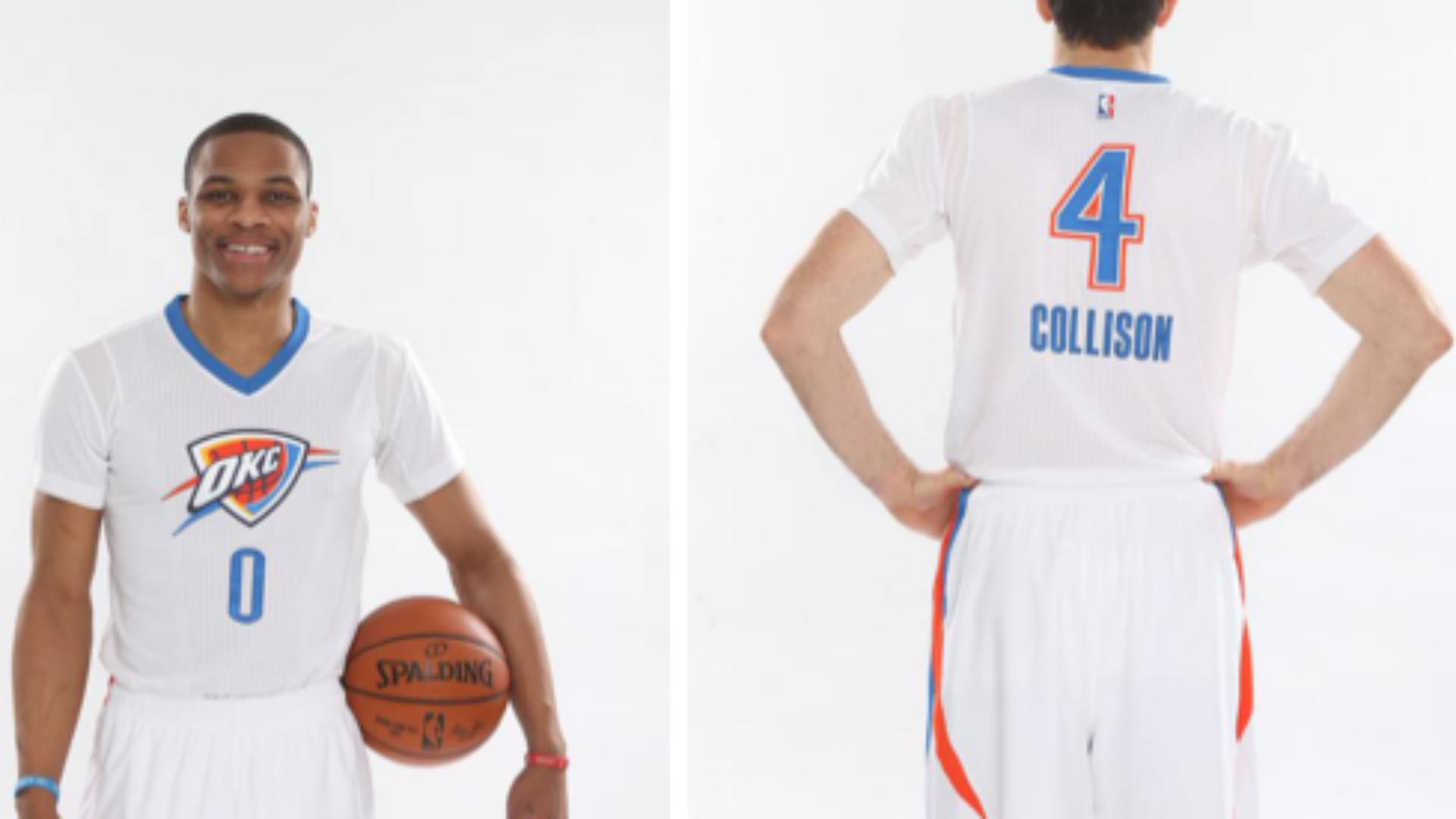6d88ec70c209 New OKC Thunder sleeved jerseys—airball or slam dunk