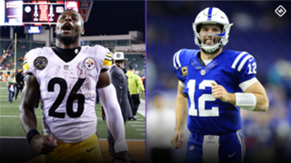 leveon bell andrew luck