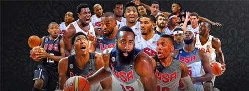 USA Basketball FIBA Basketball World Cup