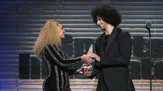 Beyonce and Kaepernick