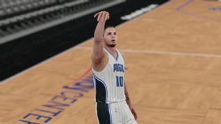 NBA 2K16 Evan Fournier