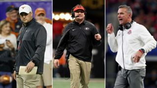Tom Herman-Kirby Smart-Urban Meyer-020718-GETTY-FTR